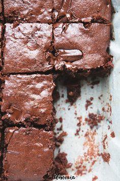 Idealne wegańskie brownie » Jadłonomia · wegańskie przepisy nie tylko dla wegan