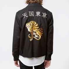 Wacko Maria Vietnam Jacket (Type-1) - Black/Black