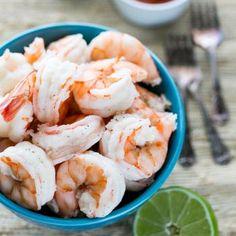 Quick and Easy Boiled Shrimp Recipe Recipe - ZipList