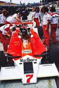 "1978 McLaren M26 - Ford ""Wing Car"" (James Hunt)"