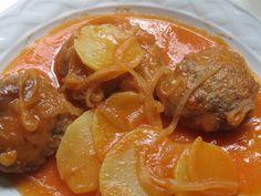 Laurel y su cocina: Tortitas de carne molida