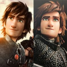 Hiccup in How to train your dragon 2 and How to train your dragon hidden world Hiccup And Toothless, Hiccup And Astrid, How To Train Dragon, How To Train Your, Dreamworks Dragons, Disney And Dreamworks, Jack Frost, Httyd 2, Photo Star