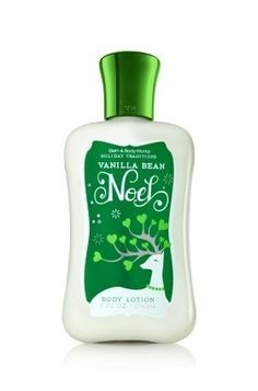 Bath & Body Works Vanilla Bean Noel Body Lotion 2012 Edition by Bath & Body Works $14.49