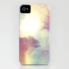 Sara Montour look to the sky iPhone Case