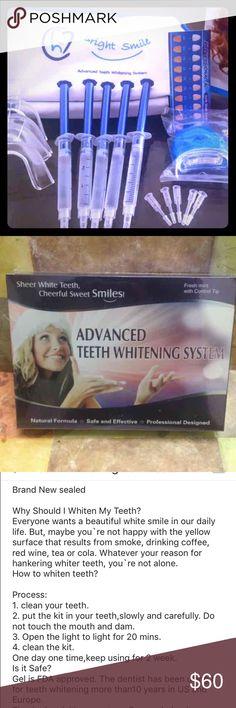 Bright Smiles teeth whitening kit dentist Bright Smiles teeth whitening kit dentist Bright Smiles Other