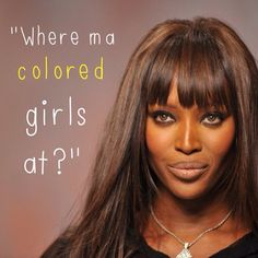 ON THE SITE TODAY: Naomi Campbell is causing trouble again, and this time I actually support her crazy behavior! She is campaigning for more ethnic models at #NYFW and all #fashion weeks around the world, saying there aren't enough! Your thoughts? See the full story [link in Bio]  #fashionweek #naomicampbell #models #coloredgirls #blackgirls #diversity #girl #instamood #instapic #photooftheday #supermodel #beautiful #longhair #iman #beauty #follow