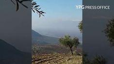Makîneya kar ya artêşa Tirk hate rûxandin. Kevirê Kerr, Raco, #Efrîn.
