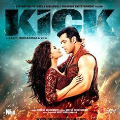 Salman Khan Jacqueline Fernandez in 2014 Bollywood Kick Movie Poster HD Wallpaper Bollywood Movie Songs, Bollywood Posters, New Hindi Songs, Hindi Movies, Film Song, Film Movie, Latest Movie Songs, Movie Fails, Pakistani Songs