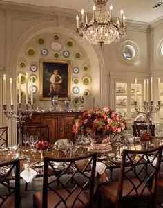 Glenmere Mansion China Room