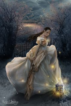 Brides Handfastings Weddings:  A magick lantern and inspiration.