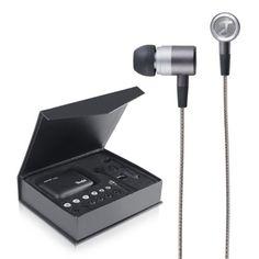 Teufel Aureol Fidelity - In-Ear-Kopfhörer mit hochauflösendem HiFi-Klang dank Neodym-HD-Treiber