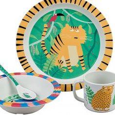Jungle mealtime set