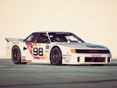 1986 Toyota Celica IMSA GTO   LIKE US ON FACEBOOK https://www.facebook.com/theiconicimports
