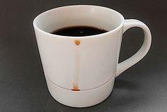 Die Kaffeetasse, die nicht tropft