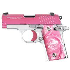 SIG Sauer P238 Pink Euphoria Handgun-937003 - Gander Mountain