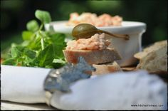 The Kitchen Lioness: French Fridays with Dorie - Salmon Rillettes