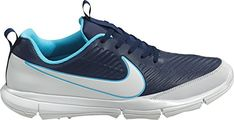 e4c0f05c313a Nike Mens Explorer 2 Golf Shoes Midnight Navy Pure Platinum   Continue to  the product at the image link. (This is an affiliate link)