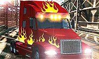 Demolka w Monster Trucku - Zagraj w darmowe gry online na Gry.pl