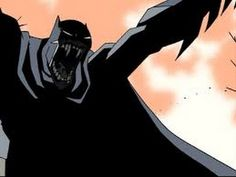 Batman Vampiro vs Máscara Negra