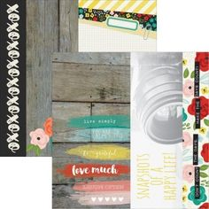 """20 Pack Christmas Edition Double-Sided Cardstock 12/""""X12/""""-Christmas Melody"""