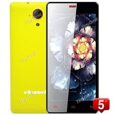 """Presell VKWORLD VK6735 5.0\"""" Android 5.1 MTK6735 Quad-Core 4G Phone 2GB RAM 16GB ROM Smart Wake And OTG Function P084-VK6735"""