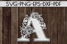 Calligraphy R, Floral Font, Party Frame, Marriage Decoration, Wedding Day Gifts, Paper Cut Design, Birthday Clipart, File Image, Wedding Templates