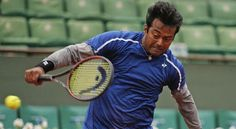 Bengaluru: Veteran Leander Paes was on Thursday dropped from the Indian team for the Asia/Oceania Davis Cup tie against Uzbekistan to be held here from April 7 to 9. India's non-playing captain Mahesh Bhupathi instead selected Rohan Bopanna to pair with Sriram Balaji in the second round...