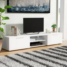 51 TV Stands And Wall Units To Organize And Stylize Your Home Glass Top Coffee Table, 2 Drawer Tv Stand, 55 Tv Stand, Tv Stands, Wall Mount Tv Stand, Entertainment Area, Arm Chairs, Furniture Ideas, Bedroom Furniture