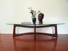 Mid Century Coffee Table Adrian Pearsall For by HOUSEOFMINTAGE