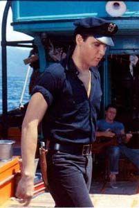 """Elvis..""""movie set"""" 1962"""