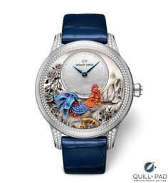 Happy Chinese New Year With 8 Rooster-Themed Lucky Watches