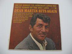 Dean Martin  -  Hits Again - 1965 (Record)