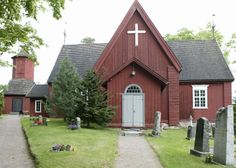 Merimasku Church was built in 1726 replacing the earlier church from 1648. The…