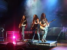 DragonForce - Wikipedia, the free encyclopedia