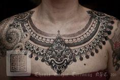 © Thomas Hooper Tattooing.  NYC 2011.