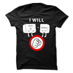 Shift Delete T Shirt, Hoodie, Sweatshirts