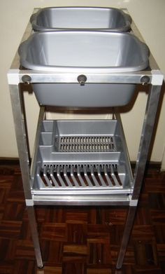 Portable Sink Prep Table The Bbq Brethren Forums