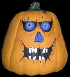 TagYerit Presents: Painted Pumpkins Halloween Yard Art, Halloween Rocks, Halloween Painting, Halloween Goodies, Halloween Pumpkins, Halloween Costumes, Pumpkin Face Paint, Pumpkin Art, Pumpkin Painting