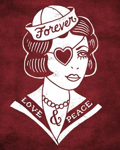 Forever Love & Peace | issyparis