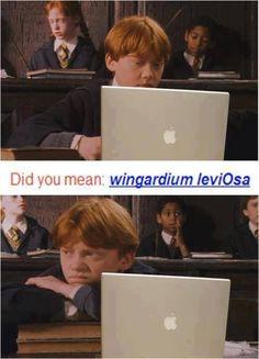poor ron :D