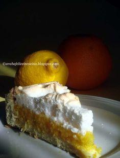 Qual e' la scocciatura piu' grande delle torte con la frutta? Sbucciarla!!! Allora, ecco risolto il problema con un dolce in cui gli a...