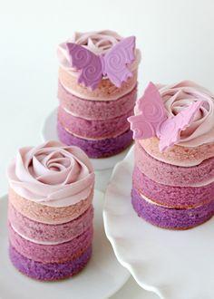 home made fresh cakes ;)
