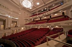 #2 @The Shubert Theatre - Originally a stage for Shakespeare's plays, the theatre now is home to the   Boston Lyric Opera, Broadway productions and comedy and music performances.