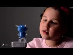 Disney Research experimenting with 3D Printed Optics and its uses.