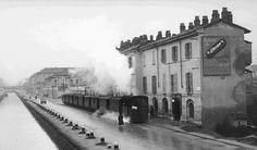 Gamba de Legn: direzione Pavia - via Ascanio Sforza