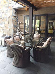 HGTV Dream Home patio