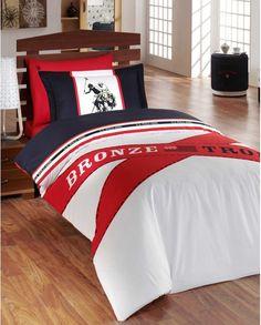 Percale Single Quilt Cover Set Allentown Us Polo Bed Bath