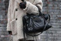 Street Chic - Balenciaga purse