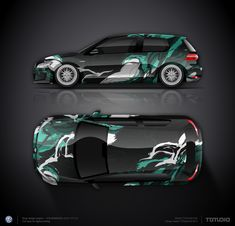 97d2687a8d Wrap design concept  26 for full wrap (can be adapted to any car)