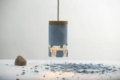 相片:Uma luminária para se quebrar, ou não: designer romeno cria peça que pode ser customizável pelo próprio cliente. Acesse e conheça essa novidade. #design #décor #decoração #luminária http://glo.bo/1pM8sQ4